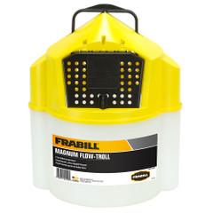 Frabill Magnum Flow Troll Bucket - 10 Quart [451200]