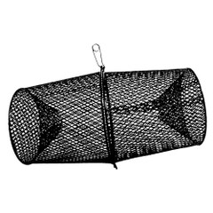 "Frabill Torpedo Trap - Black Crayfish Trap - 10"" x 9.75"" x 9"" [1272]"