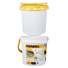 Frabill Drainer Bait Bucket [4800]