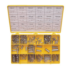 C. Sherman Johnson Cotter, Ring  Clevis Pin Parts Kit [37-503]