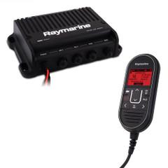 Raymarine Ray90 Modular Dual-Station VHF Black Box Radio System [E70492]