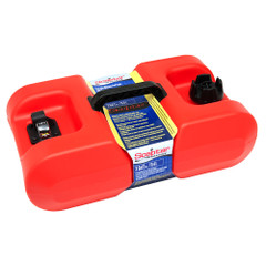Scepter Under Seat Portable Fuel Tank - 3 Gallon [10506]