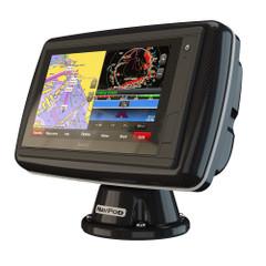 NavPod PowerPod Pre-Cut f\/Garmin GPSMAP 942xs, 942, 922xs  922 - Carbon Black [PP4500-08-C]