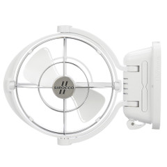 Caframo Sirocco II Elite Fan - White [7012CAWBX]