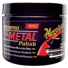 Meguiars Motorcycle Metal Polish *Case of 6* [MC20406CASE]