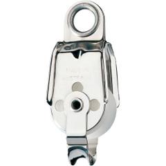 Ronstan Series 30 Utility Block - Single, Becket, Ferrule Eye Head [RF470]
