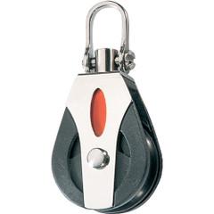 Ronstan Series 30 Utility Ball Bearing Block - Single, Swivel Shackle Head [RF30100]