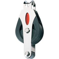 Ronstan Series 30 Utility Ball Bearing Block - Single, Becket, Loop Head [RF30111]