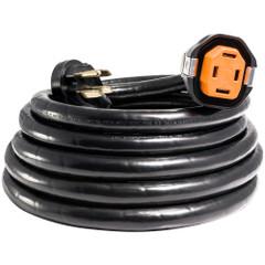 SmartPlug 50 Amp RV 30 Dual Configuration Cordset - Black (SPS X Park Power) [R50304]