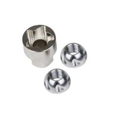 Rigid Industries Light Bar Security Kit f/E-Series, SR-Series, Radiance  Radiance+ Lights - Nut/Bolt  Key Only [40284]