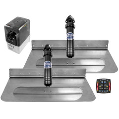 Bennett 1812ATP 18 x 12 Hydraulic Trim Tabs with ATP [1812ATP]