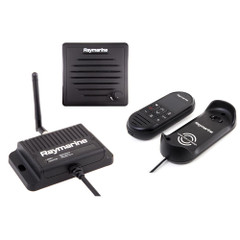 Raymarine Ray90 Wireless Second Station Kit with Passive Speaker, Wireless Handset  Wireless Hub [T70433]