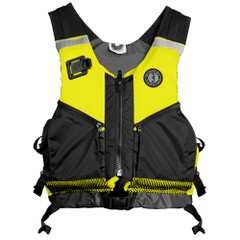 Mustang Operations Support Water Rescue Vest - M/L - Fluorscent Yellow-Green/Black [MRV050WR-251-M/L]