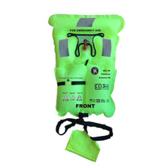 First Watch Micro Inflatable Emergency Vest - Hi-Vis Yellow [RBA-100]
