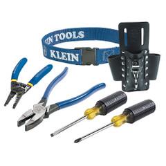 Klein Tools 6-Piece Trim-Out Set [80006]