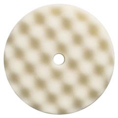Presta White Foam Compounding Pad - *Case of 12* [890171CASE]
