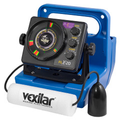 Vexilar FLX-20 Genz Pack w/12 Ice Ducer [GPX2012]