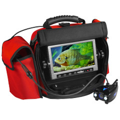 Vexilar Fish Scout Color\/Black  White Underwater Camera w\/Soft Case [FS800]