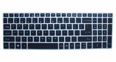 Keyboard Cover for Acer Aspire E 15 E5-575 E5-576G E5-574G E5-573G ES15 ES1-572/Aspire E 17 E5-772G/Aspire V15 V17 VN7-592G VN7-792G F15 F5-571 F5-573G/Aspire 3 A315/Aspire 7 A715, Black [Free Shipping]**Free Shipping**
