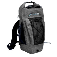 DryCASE Basin Black 20 Liter Waterproof Sport Backpack [BP-20-BLK]