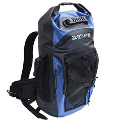 DryCASE Masonboro Blue 36 Liter Waterproof Adventure Backpack [BP-35-BLU]
