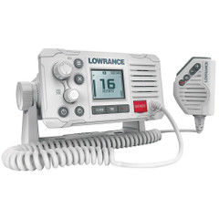 Lowrance Link-6 VHF Marine Radio w\/DSC - White [000-13544-001]