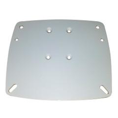 Scantstrut Radome Plate 1 f\/Raymarine, Garmin, BG, Lowrance Domes [DPT-R-PLATE-01]