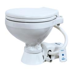 Albin Pump Marine Toilet Standard Electric EVO Compact - 24V [07-02-005]