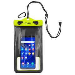"Dry Pak Smart Phone\/GPS\/MP3 Case - Lemon Lime - 5"" x 8"" [DP-58LL]"