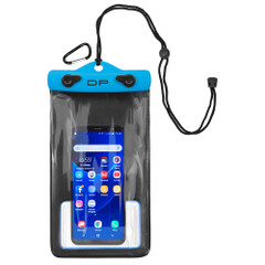 "Dry Pak Smart Phone\/GPS\/MP3 Case - Electric Blue - 5"" x 8"" [DP-58EB]"