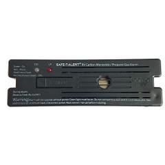 Safe-T-Alert Combo Carbon Monoxide Propane Alarm Surface Mount - Black [35-741-BL]