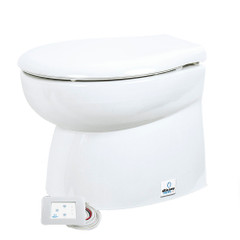 Albin Pump Marine Toilet Silent Premium Low - 12V [07-04-016]