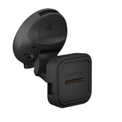 Garmin Suction Cup w\/Magnetic Mount  Video-In Port [010-12771-01]