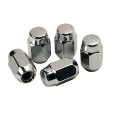"C.E. Smith Chrome Acorn Wheel Nuts - 1/2""-20 [16720A]"