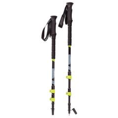 YUKON Pro Trekking Poles - Gray/Black/Neon Green [83-0150]