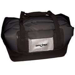 Dry Pak Waterproof Duffel Bag - Black - Large [DP-D1BK]
