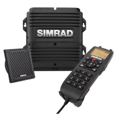 Simrad RS90S VHF Radio Black Box w\/AIS  Hailer [000-14531-001]