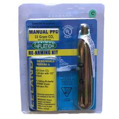 First Watch Re-Arm Pack - 33 Gram - Manual [RAM33]