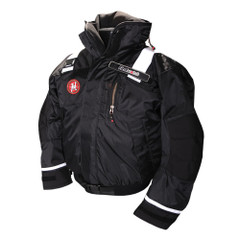 First Watch AB-1100 Pro Bomber Jacket - Small - Black [AB-1100-PRO-BK-S]