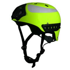 First Watch First Responder Water Helmet - Large\/XL - Hi-Vis Yellow [FWBH-HV-L\/XL]