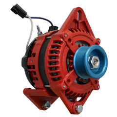 "Balmar Alternator 3.15"" Dual Foot Saddle J10 Serpentine Pulley - 170A - 12V [XT-DF-170-J10]"
