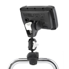 Scanstrut ROKK Mini Pro Mount Kit w\/Rail Clamp f\/Lowrance HOOK2 [RLS-521-402]