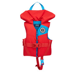 Mustang Lil Legends 100 Infant Foam PFD - Less Than 30lbs - Imperial Red [MV3250/02-277]