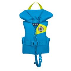 Mustang Lil Legends 100 Child Foam PFD - 30-50lbs - Azure Blue [MV3555-268]