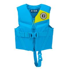 Mustang Rev Child Foam Vest - 30-50lbs - Azure Blue [MV3565-268]