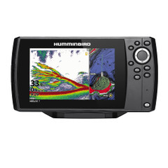 Humminbird HELIX 7 CHIRP Fishfinder\/GPS Combo G3N w\/Transom Mount Transducer [411060-1]