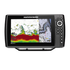 Humminbird HELIX 9 CHIRP Fishfinder/GPS Combo G3N w/Transom Mount Transducer [410840-1]