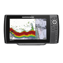Humminbird HELIX 10 CHIRP Fishfinder\/GPS Combo G3N w\/Transom Mount Transducer [410870-1]