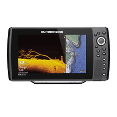 Humminbird HELIX 10 CHIRP Mega DI Fishfinder\/GPS Combo G3N w\/Transom Mount Transducer [410880-1]