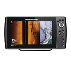 Humminbird HELIX 10 CHIRP Mega SI Fishfinder\/GPS Combo G3N w\/Transom Mount Transducer [410890-1]